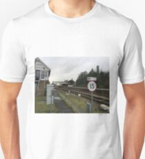 Sleaford Railway Station, Lincolnshire T-Shirt