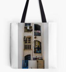 Housing at Agadir Tote Bag