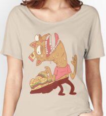 Undertale - Burgerpants Women's Relaxed Fit T-Shirt