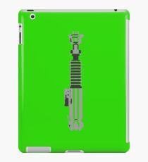 Luke Skywalker's Lightsaber iPad Case/Skin