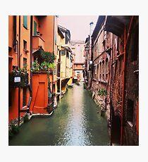 Secret Canal Photographic Print