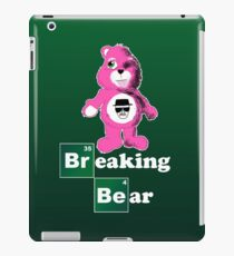 Breaking Bear (Care Bear Parody) iPad Case/Skin