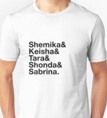 Freak a Leek Ampersand Design Unisex T-Shirt