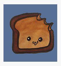 Tough Toast Photographic Print