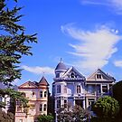 The Victorians of Alamo square by Alex Cassels