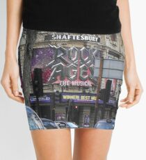 London Theatreland Mini Skirt