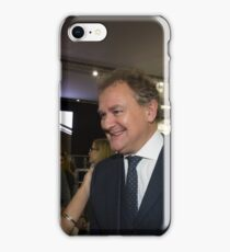 Hugh Bonneville British actor from Downton Abbey  iPhone Case/Skin