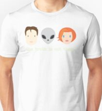 The Truth is Out There. T-Shirt