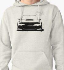 Subaru WRX STi Pullover Hoodie