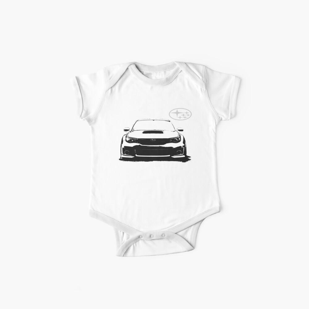 Subaru WRX STi Baby One-Pieces