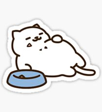 Tubbs the cat Sticker