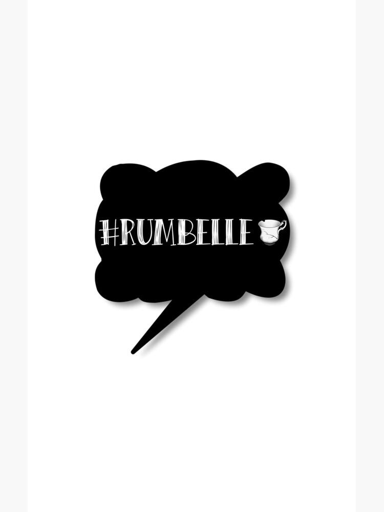 Hashtag Rumbelle von hartbigmametown