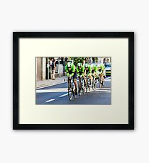 Belkin Pro Cycling Team Framed Print