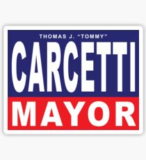 Carcetti for Mayor Sticker