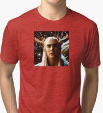 Thranduil deer Tri-blend T-Shirt