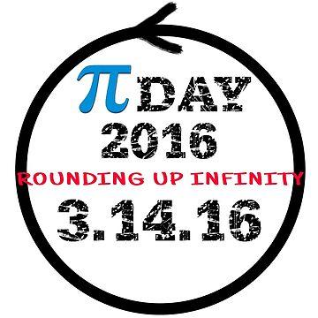 Celebrate Pi Day 2016 by DesignThinking