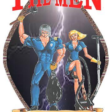 THE MEN by RichardBrain