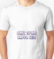 Twitch Chat spam Kappa T-Shirt