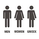 Men, Women, Unisex by Tony Herman