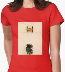 Memories from Japan Womens Fitted T-Shirt