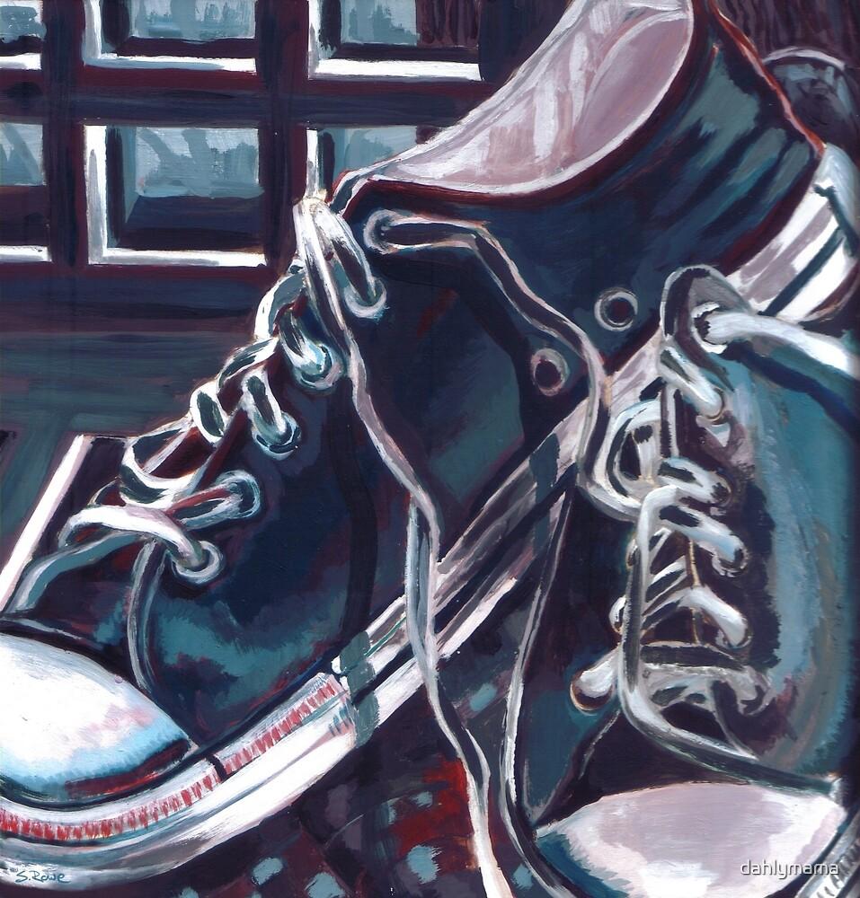 Worn in Converse by Shawna Rowe