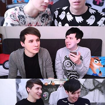 dan and phil by ThePhanBible