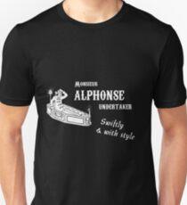 Allo Allo - Monsieur Alphonse Undertaker T-Shirt