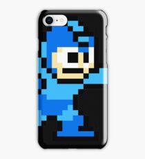 Mega Man Pixel Art iPhone Case/Skin