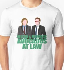 N&M - avocados at law Unisex T-Shirt