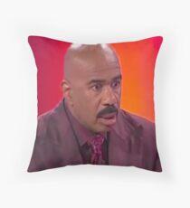 RIP STEVE HARVEY Throw Pillow