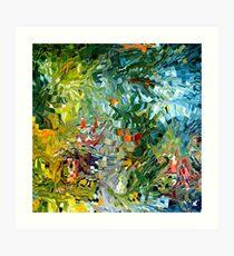 modern composition 31 by rafi talby Art Print