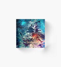 modern composition 32 by rafi talby Acrylic Block