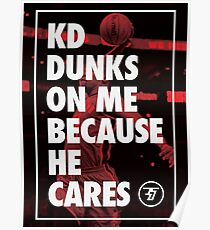 Dunk Me Poster