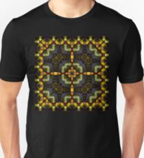 Fractal Interlink No4 Unisex T-Shirt