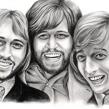 Bee Gees by mags0412