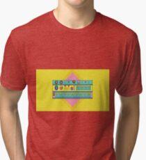 Synth Tri-blend T-Shirt