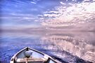 Drifting Where Sea Meets Sky by Nigel Bangert