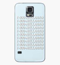 1-800-HELLARAD Case/Skin for Samsung Galaxy