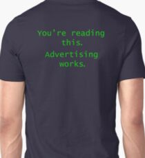 Advertising Works T-Shirt