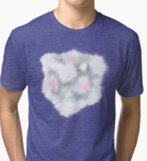 Companion in the Clouds Tri-blend T-Shirt