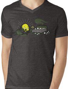 Spontaneous Corn Combustion Mens V-Neck T-Shirt