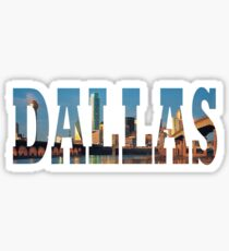 Dallas Sticker