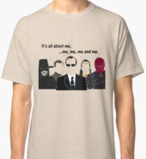 Movies - me, me, me, me and me Classic T-Shirt