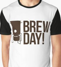 Brew Day!  Graphic T-Shirt