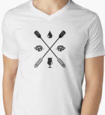 Craft Beer / Homebrew / Drink Local Men's V-Neck T-Shirt