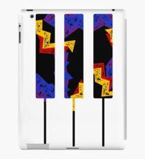 Retro Piano Keys iPad Case/Skin