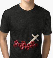 Why Sunsets Are Red Tri-blend T-Shirt