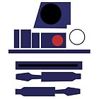 R2D2 by josiahfrench