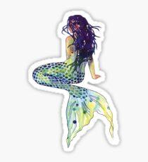 Meerjungfrau Sticker