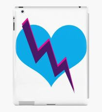 Tri-color heart iPad Case/Skin